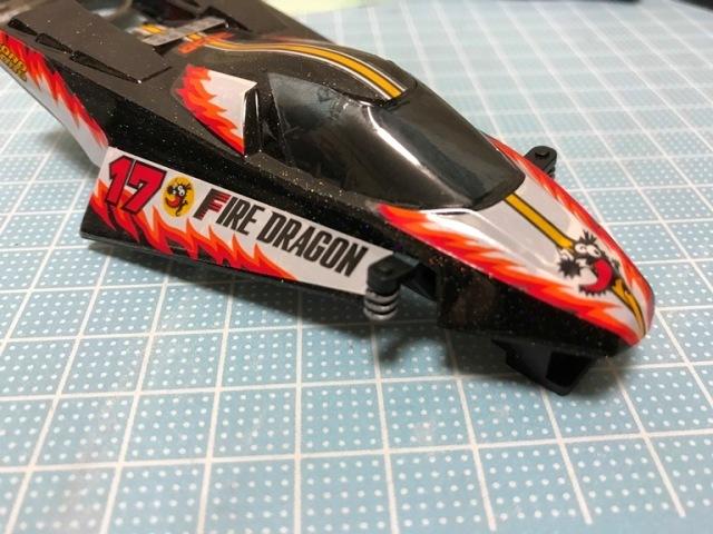 ファイヤードラゴンボディ塗装-37