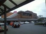 駅近江八幡
