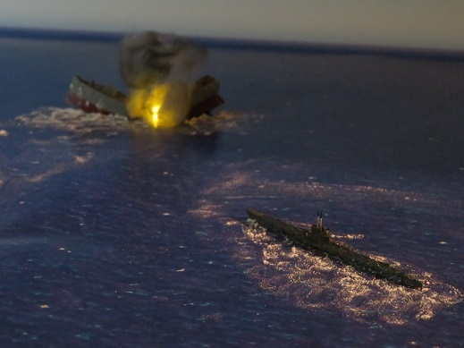 Uボート商船破壊