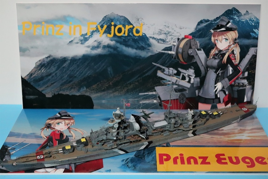 Prinz Eugen b