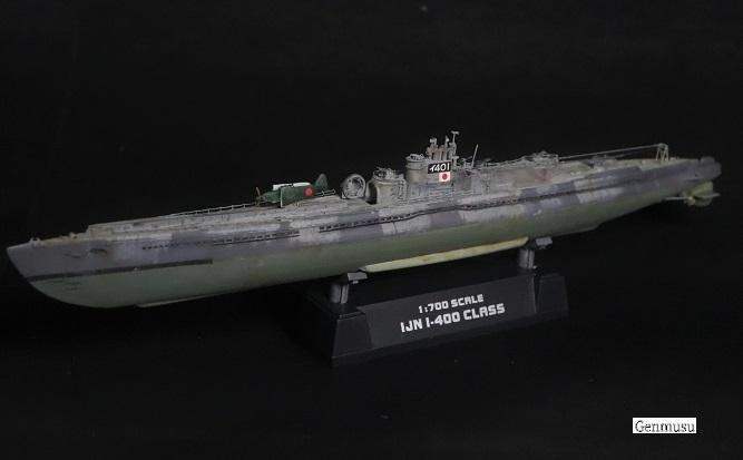 伊401潜水艦g