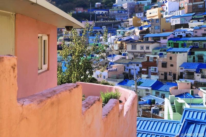 絶景探しの旅 - 0781 海風が似合う風景の街 (甘川文化村/釜山広域市 沙下区)