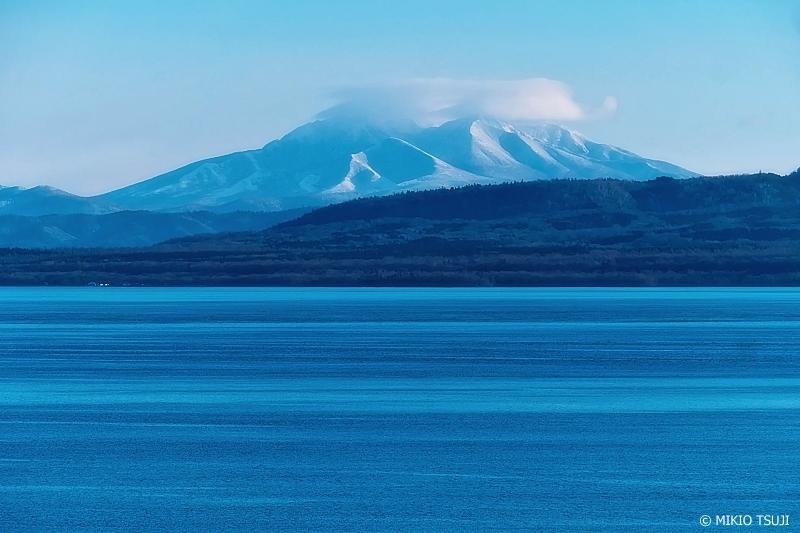 絶景探しの旅 - 0802 青い屈斜路湖の風景 (北海道 弟子屈町)