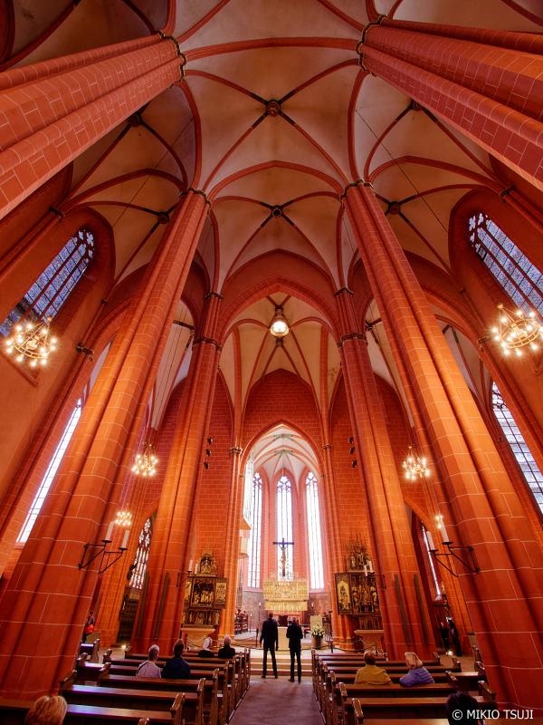 絶景探しの旅 - 0827 皇帝の大聖堂 (聖バルトロメウス大聖堂 /ドイツ フランクフルト)