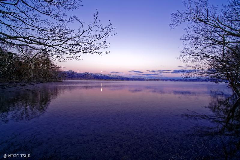 絶景探しの旅 - 0869 静寂の屈斜路湖畔 (北海道 弟子屈町)