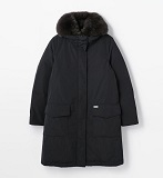 WOOLRICH CITY COCOON ダウンコート